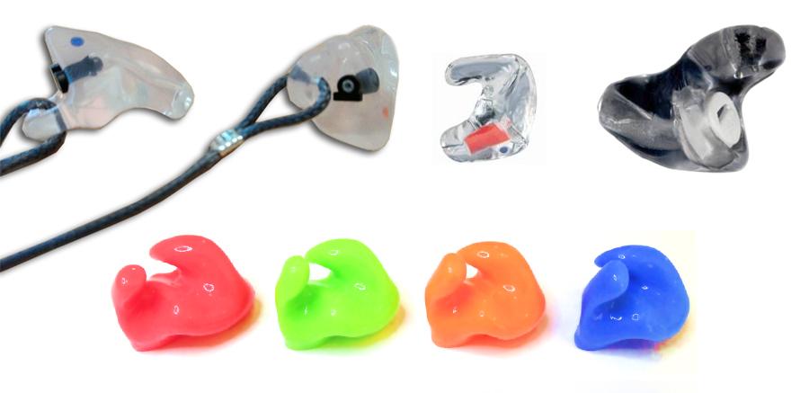 protectores auditivos a medida