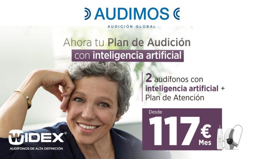 Planes de audición personalizados EN AUDIMOS