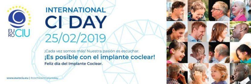 Centro Auditivo Audimos - Día internacional Implante Coclear